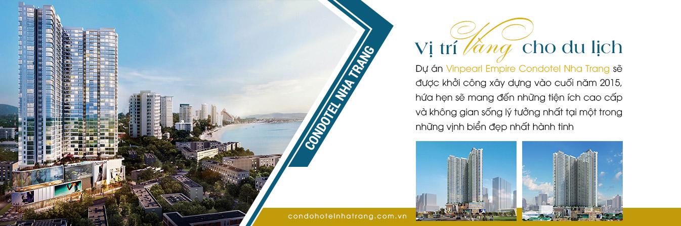 Vinpearl Empire Condotel Nha Trang
