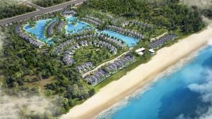 Phối cảnh dự án Vinpearl Bãi Dài Nha Trang