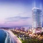 Vinpearl Beach Front Condotel Trần Phú có vị trí độc tôn