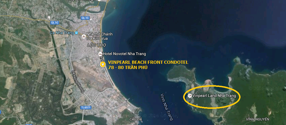 VI TRI VINPEARL BEACH FRONT CONDOTEL NHA TRANG