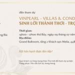 Vinpearl – Villas & Condotel: Sinh lời thảnh thơi, trọn đời thư thái