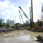 Tiến độ xây dựng dự án Vinpearl Beach Front Condotel Trần Phú  – ngày 27/09/2016