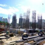 Tiến độ xây dựng Vinpearl Empire Condotel Lê Thánh Tôn – tháng 11/2016