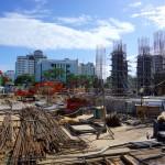 Tiến độ xây dựng Vinpearl Beach Front Condotel Trần Phú – tháng 11/2016