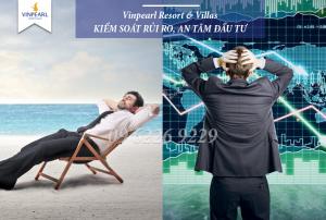 Khả năng quản trị rủi ro khi mua Biệt thự biển Vinpearl Golf Land Nha Trang
