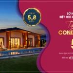 Biệt thự mặt biển Movenpick Cam Ranh Resort: Chỉ từ 5,8 tỷ + condotel 5*