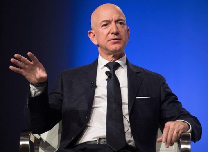tỷ phú giàu nhất thế giới - Jeffrey Preston Bezos