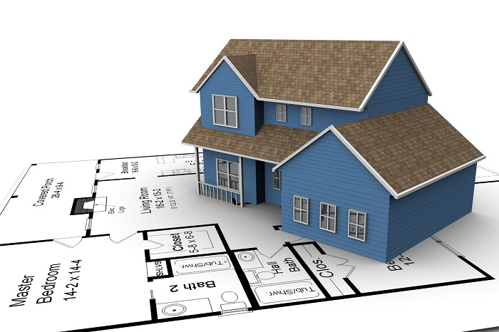 định nghĩa diện tích xây dựng
