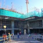 Cập nhật tiến độ dự án Vinpearl Empire Condotel Lê Thánh Tôn – 28/07/2016